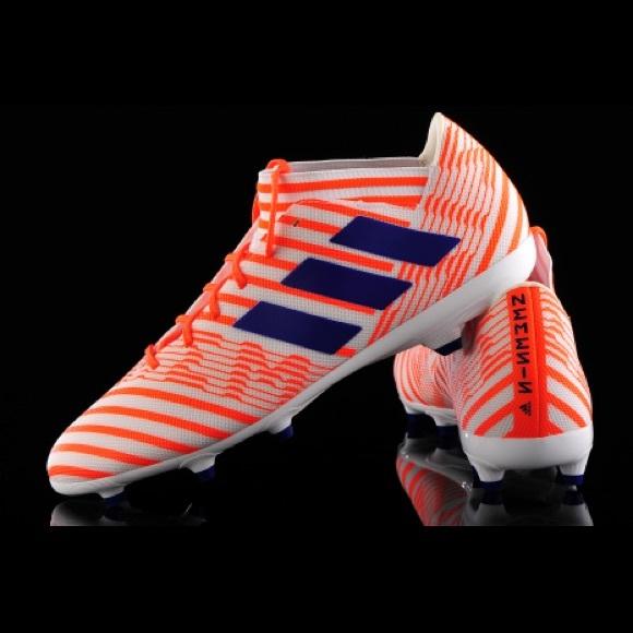 Like new Adidas Nemeziz 17.3 FG Wmns Sz 7 Worn 1x